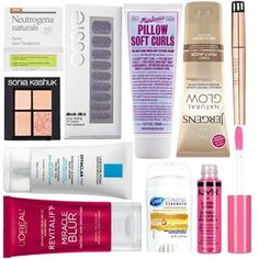 August 2013 Best Beauty Buys Sweepstakes! Enter to win one of 12 different prize packs (50+ winners in all)