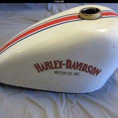 Harley Sportster Tank