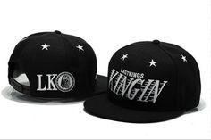 HOT Last Kings Adjustable Baseball Rock Cap Snapback Hip-Hop Hat Black Gift  21  0c6b50960176