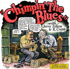 Robert Crumb Merci girlsgonevinyl !