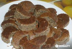 Kávés-mákos sütemény Kefir, Waffles, Cookies, Meat, Breakfast, Poppy, Food, Muffin, Crack Crackers