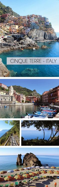 Cinque Terre was postcard pretty . I still can't get over how colorful the five italian villages were. It's a unique place to visit and mu...