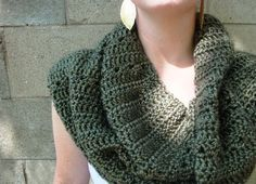 Mobius cowl on @Etsy! Love.