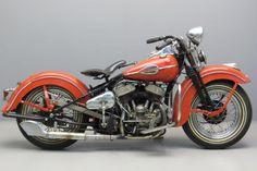 Motorcycle Gifts, Retro Motorcycle, Bobber Motorcycle, Motorcycle Style, Harley Davidson Scrambler, Harley Davidson Knucklehead, Harley Bobber, Antique Motorcycles, Used Motorcycles