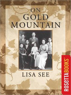 Another wonderful book by Lisa See:)