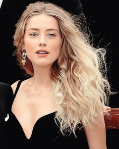 Transform Your Looks With This Advice Amber Heard Style, Amber Heard Hot, Most Beautiful Faces, Beautiful Girl Image, Beautiful Eyes, Amber Head, Ashley Green, Beauté Blonde, Hairstyle Ideas