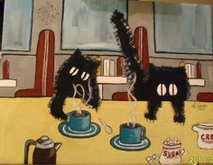 Coffee Cat Diner