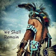 We shall remain....long after their gone