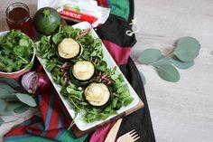 Blog Cuisine & DIY Bordeaux - Bonjour Darling - Anne-Laure: Salade de chèvre et toasts de légumes