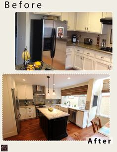 Check out this beautiful Kitchen Remodel with Custom white cabinets in the city of Orange California  http://aplushomeimprovements.com/Orange-County-Orange-Kitchen_remodel-custom-cabinets92.html #OrangeKitchenCabinets #OrangeCountyRemodeling #BestOfOC #CustomCabinets #KitchenRemodel #GeneralContrector #KitchenCabinet