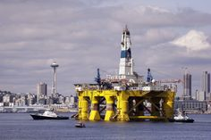Shell says Alaska oil search generates $125M in wages here