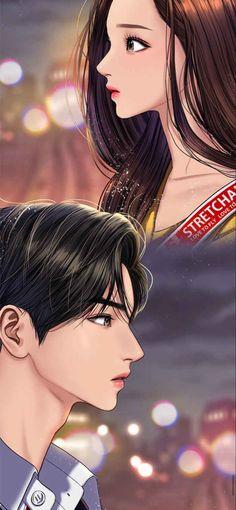 Angel Aesthetic, Aesthetic Gif, Manhwa Manga, Manga Anime, Korean Drama Best, Angel Wallpaper, Webtoon Comics, Drama Korea, Kawaii Art