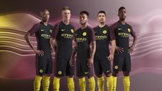 Nike News - Manchester City Away kit 2016-17