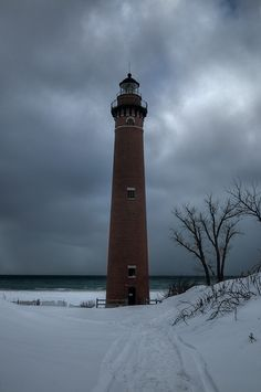 Little Sable Point Lighthouse, Michigan