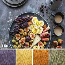 Image result for knitting color palettes winter