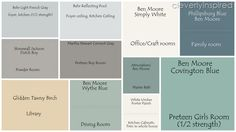 paint colors @cleverlyinspired