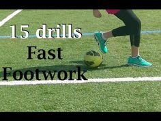 How to improve ball control, touch and weak foot in less then three minutes! - YouTube