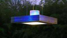 Lightlink lighting  | Azure Reactor Suspension art lighting created by #LightlinkLighting ...