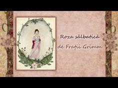 Fratii Grimm,  Roza salbatica, lectura Maia Martin video