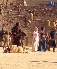 game of thrones seaSon 5 | Game of Thrones Season 5 Spoilers: New Set Photo Shows Tyrion ...