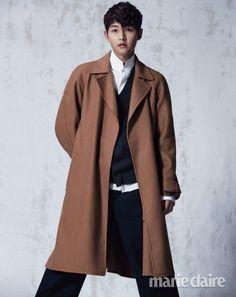 [PHOTO] Song Joong Ki - Marie Claire Korea October 2017 BIFF Special Edition Magazine (2)    😘😘😘    #송중기 #Joongkiph