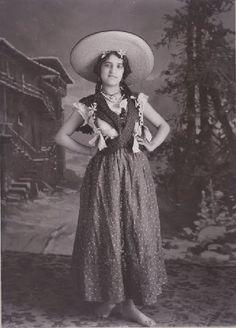 Madre de Frida Kahlo Mexico Matilde Calderon c 1900