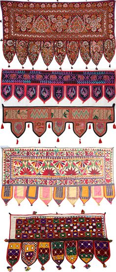#Toran- A toran is a decorative door hanging in Hinduism. The word toran (or torana) originally referred...