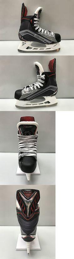 Ice Hockey-Youth 26342: Bauer Vapor X Velocity Hockey Skates 2016 Junior - Upgraded X600 -> BUY IT NOW ONLY: $229.99 on eBay!