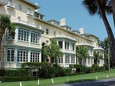 Jekyll Island GA Millionaire's Village.  This island is unspoiled--stay at Sans Souie Cottage in the millionaire's village...