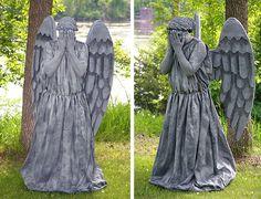 Weeping Angels #Cosplay