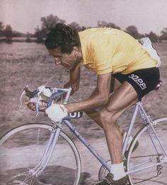 Tour de France 1959. Federico Bahamontes.