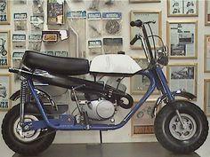 Image result for bonanza mini bike