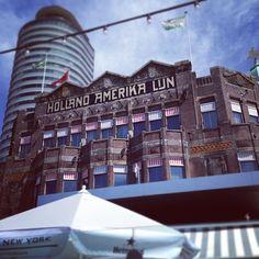 Hotel New York Rotterdam. Photo: @robbieding