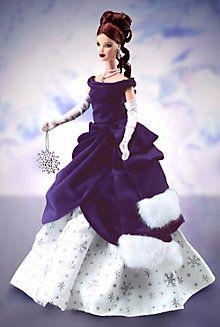Holiday Treasures™ Barbie® Doll 2001