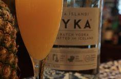 Ananas – Mímósa á frídögum   Kvennablaðið