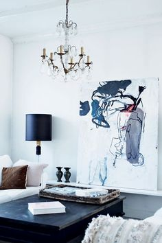 What Art can do for a home