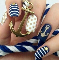 Anchors away :)