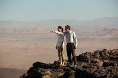 Ewan McGregor & Emily Blunt in Salmon Fishing in the Yemen