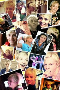 Ross lynch collage. How can I not repin this?!