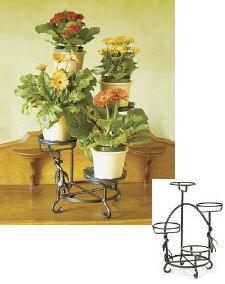 Decorative Plant Stands
