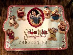 Disney Snow White and Seven Dwarfs Cakelet Cake Pan Nordic Ware  Rare retired… BUY IT NOW #Ebay