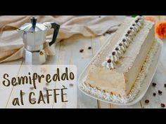 (3) SEMIFREDDO AL CAFFÈ DI BENEDETTA Ricetta Facile - YouTube Cheesecakes, Nutella, Mousse Dessert, Good Food, Yummy Food, Classic Cake, Mezze, Food Illustrations, Something Sweet