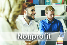 Merchant accounts for nonprofit organizations feature extra low rates and free credit card machine