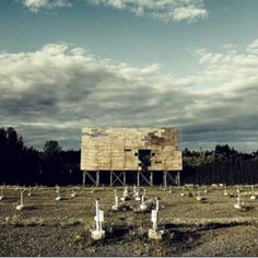 Abandoned drive in......
