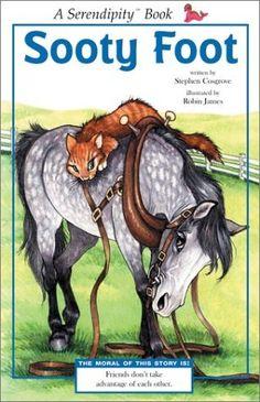 Sooty Foot (Serendipity Books) by Stephen Cosgrove, http://www.amazon.com/dp/0843102535/ref=cm_sw_r_pi_dp_gDjLpb050PBXE