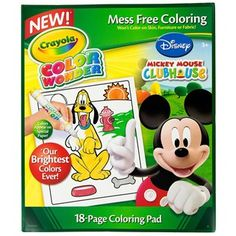 Mickey Mouse Clubhouse Color Wonder Pad