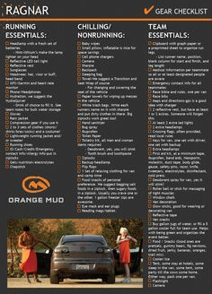 What do I bring to a Ragnar race? Checkout this ragnar gear checklist for some helpful tips. Run Like A Girl, Just Run, Running Workouts, Running Tips, Trail Running, Relay Races, Runners High, Run Happy, Ragnar