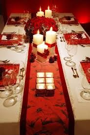 Dining Room Christmas Centerpieces - Dining Room Christmas Centerpieces, Seven Gorgeous Christmas Tablescape Ideas Red Table Settings, Beautiful Table Settings, Christmas Table Settings, Christmas Tablescapes, Holiday Tablescape, Place Settings, Paper Christmas Decorations, Valentines Day Decorations, Christmas Centerpieces