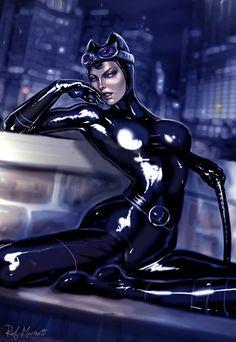 Catwoman sk014 by RaffaeleMarinetti.deviantart.com
