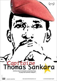 """Capitaine Thomas Sankara"", un film de Christophe Cupelin - [Thomas Sankara webSite]"